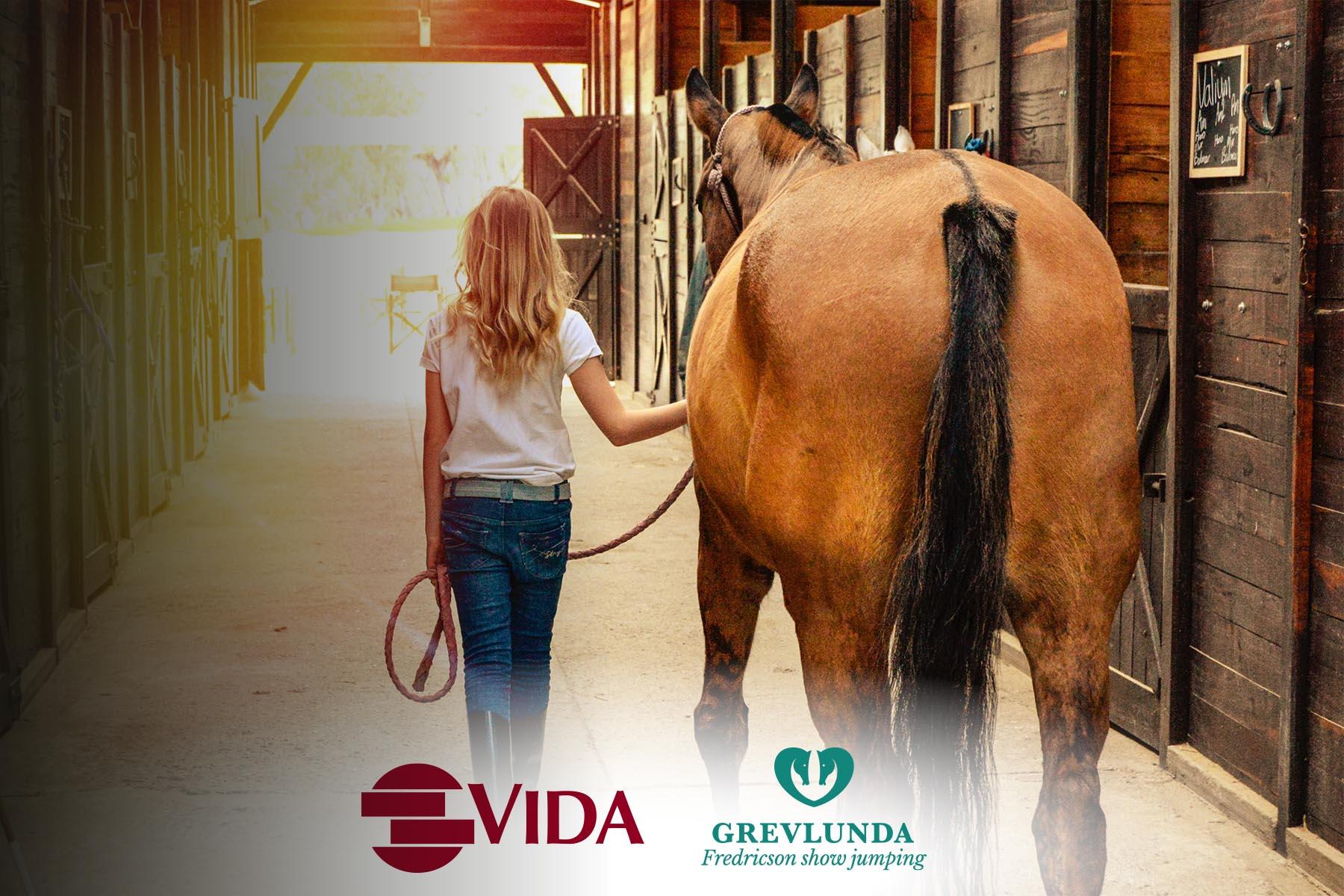 Bli hästskötare för en dag på Grevlundagården