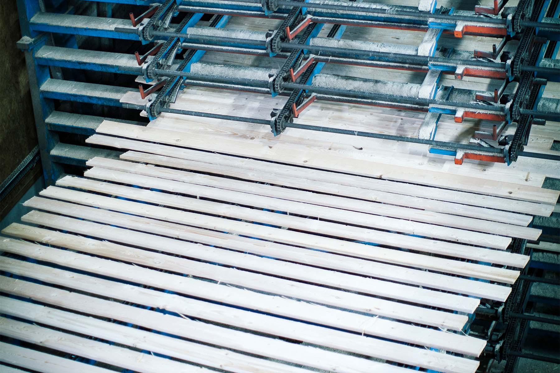 Vida satsar för framtiden - investering på sågverket i Urshult