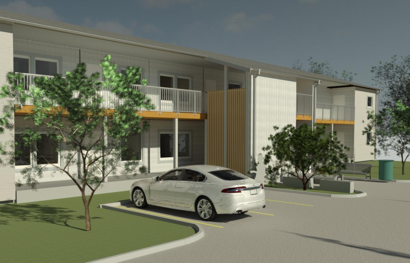 Vida Building har tecknat stort ramavtal för nyproduktion av hyresbostäder.