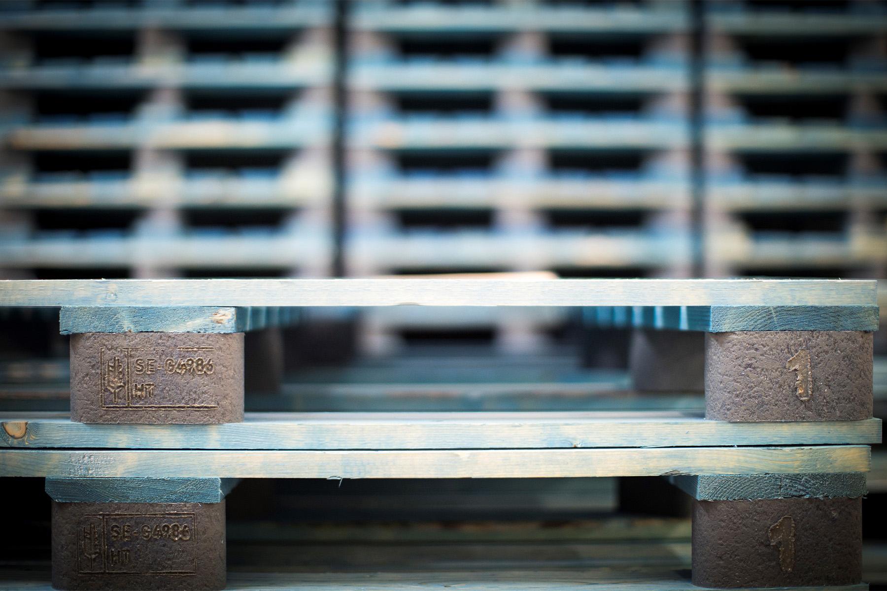 Effektiv tillverkning av specialpallar i Vimmerby