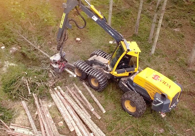Riktlinjer för att minska brandrisken vid skogsbruk