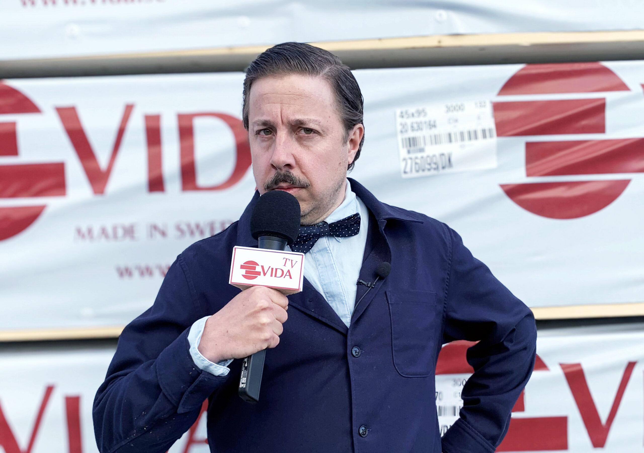Vida TV med David Sundin